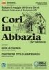 Cori in Abbazia